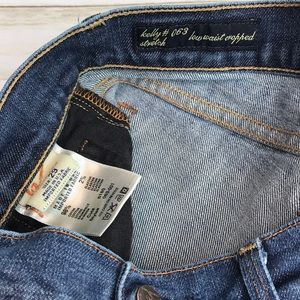 Citizens Of Humanity Jeans - Citizens of Humanity Low Waist Crop Size 29